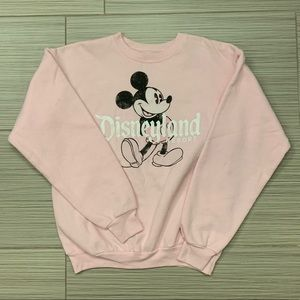 Disneyland Resort Mickey Mouse Sweater